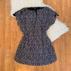Nic+Zoe Grey Market Dress 1X